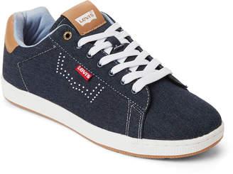 Levi's Denim Selena Low-Top Sneakers