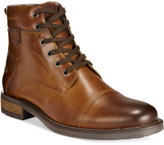 Alfani Jack Cap Toe Boots, Only at Macy's $99.99 thestylecure.com