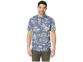 Reyn Spooner My Private Isle Tailored Aloha Shirt
