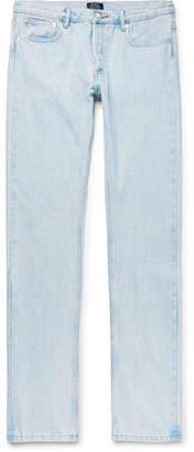 A.P.C. Petit Standard Skinny-Fit Selvedge Denim Jeans