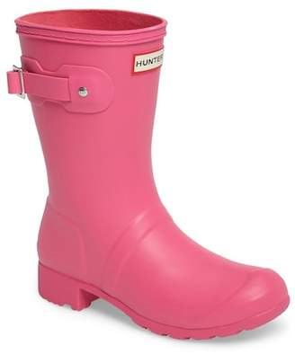 Hunter Tour Short Packable Rain Boot (Women)