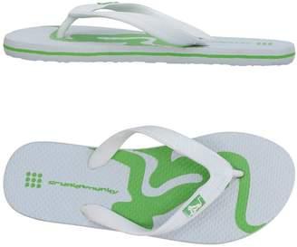 Drunknmunky Toe strap sandals - Item 11450127