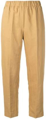 Forte Forte straight-cut trousers