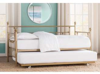 Charlton Home McCarthy Daybed with Trundle