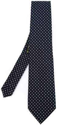 Etro dotted print tie