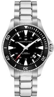 Hamilton Stainless Steel Automatic Watch