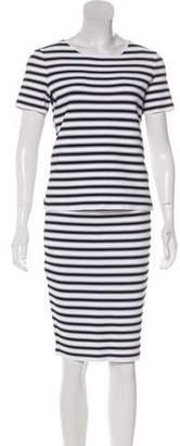 A.L.C. Striped Skirt Set w/ Tags