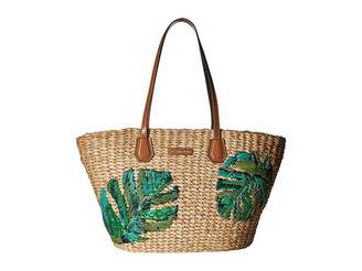 MICHAEL Michael Kors Malibu Large Trapezoid Tote Tote Handbags