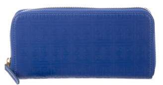 Jonathan Adler Embossed Leather Wallet w/ Tags