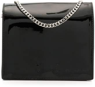 Calvin Klein Jeans ring detail shoulder bag