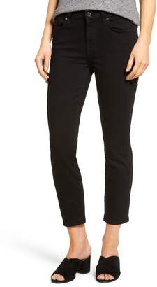 7 For All Mankind b(air) Kimmie Crop Jeans