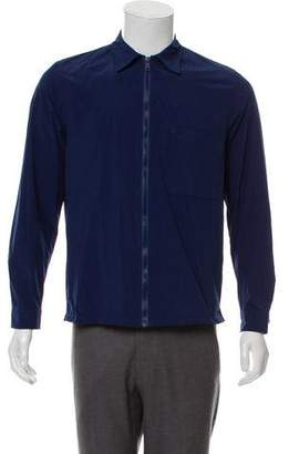 Prada Lightweight Windbreaker Jacket