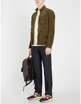 New Brad suede jacket