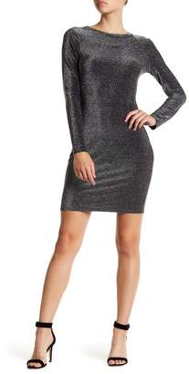 1 STATE 1.State Shimmer Bodycon Dress