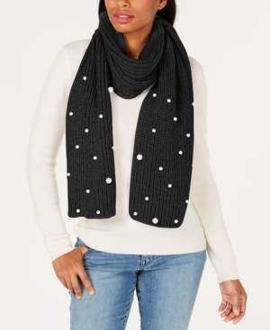 Betsey Johnson Imitation Pearl Jam Scarf