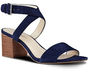 Women's Nine West Gondola Ankle Strap Sandal $78.95 thestylecure.com