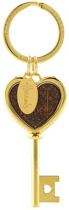Harrods Heart Keyring