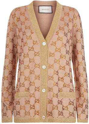Gucci Diamante Monogram Cardigan