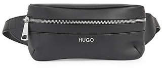 HUGO Hoxton Leather Fanny Pack