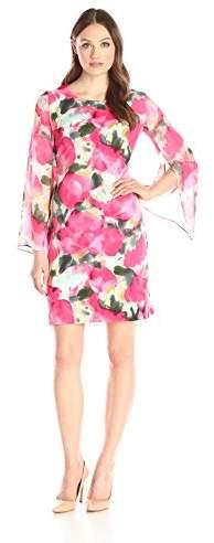 Long Sleeve Flowy Dress - ShopStyle Australia