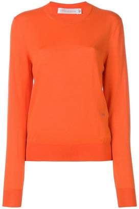 Victoria Beckham crew neck sweater