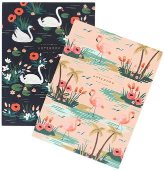 Rifle Paper Co. Birds of a Feather Notebooks (Set of 2)