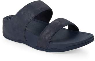 FitFlop Lulu Leather Slides