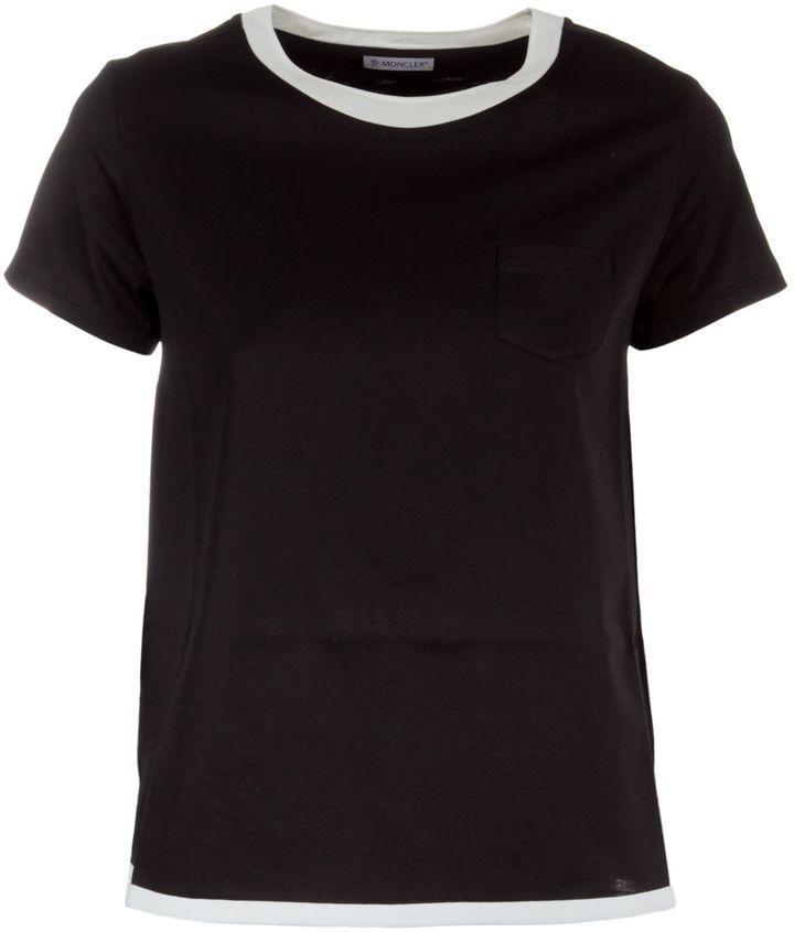 MonclerMoncler Bi-colour T-shirt
