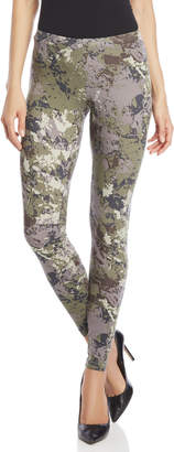 Hue Camo Cotton Leggings