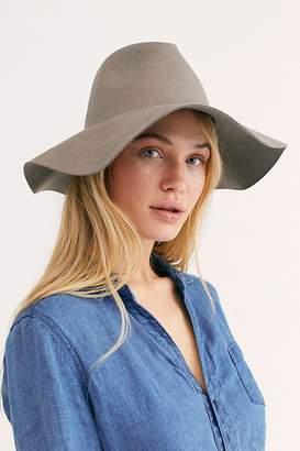 Free People Sloan Wide Brim Felt Hat