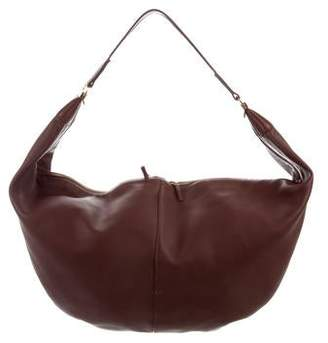 The Row Sling Leather Hobo