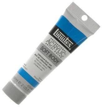 Tory Burch Liquitex Soft Body 59mL Cerulean Blue Hue