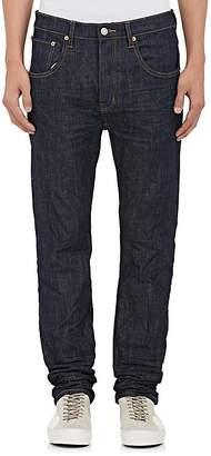 Purple Men's P005 Straight Jeans