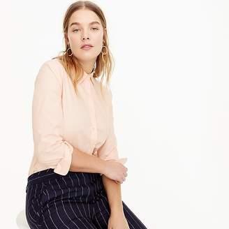 J.Crew Tall slim perfect shirt in stretch cotton