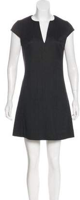 L'Agence Tweed Mini Dress