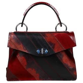 Proenza Schouler Red Exotic leathers Handbags