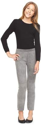 Milly MINIS STRETCH SUEDE LEGGINGS