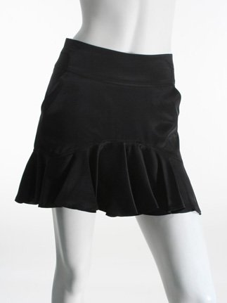 Hanii Y. Tulip Skirt, Black