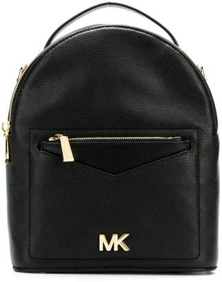 MICHAEL Michael Kors round zipped backpack