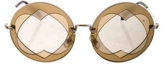 Miu Miu Hearts & Circles Sunglasses
