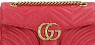 Gucci Quilted Leather Marmont Bag