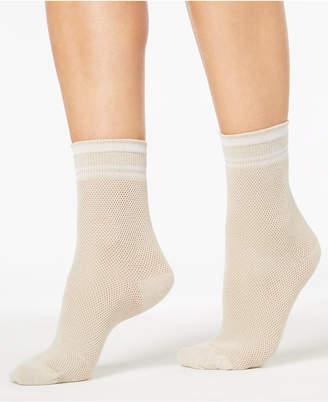 Hue Women's Sporty Mesh Socks