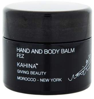 Kahina Giving Beauty Kahina Fez Hand & Body Balm w/ Tags