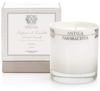 Antica Farmacista Acqua Round Candle, 9 oz.