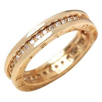 Bulgari B.Zero1 yellow gold ring