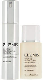 Elemis Dynamic Resurfacing Gel Mask & TravelFacial Wash
