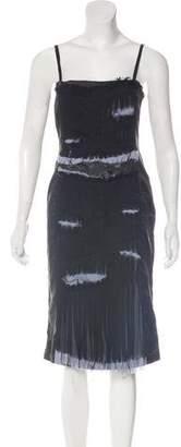 Philosophy di Alberta Ferretti Slip Midi Dress w/ Tags