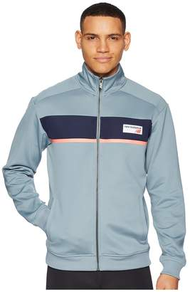 New Balance NB Athletics Track Jacket Men's Coat