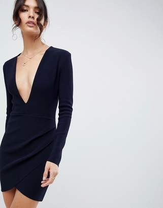 Bec & Bridge Lila plunge dress