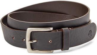 Timberland Dark Brown Leather Belt